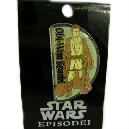 Obi-Wan Kenobi Badge, Star Wars Episode 1